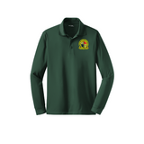 MEPS Sport-Tek® Long Sleeve Micropique Sport-Wick® Polo