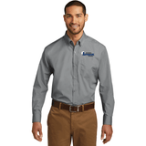 Northeastern Appraisal Assoc. Port Authority® Long Sleeve Carefree Poplin Shirt