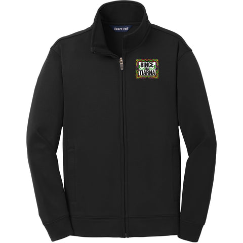 Rince Na Tiarna Sport-Tek® Youth Sport-Wick® Fleece Full-Zip Jacket - Blue Bison Sports