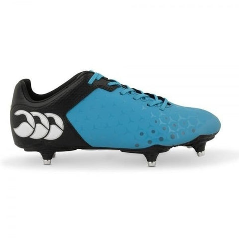 Canterbury Control Club 6 Stud Rugby Boot - Blue Bison Sports