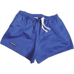 Barbarian JSZ Rugby Shorts - Blue Bison Sports