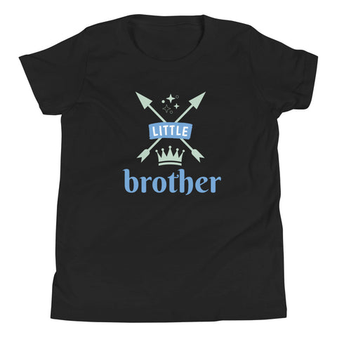 Little Brother Bella Youth Short Sleeve T-Shirt