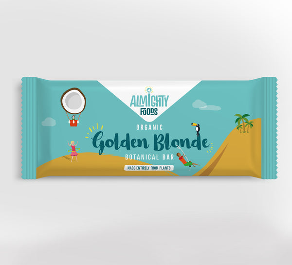 Golden Blonde Bar (40g)