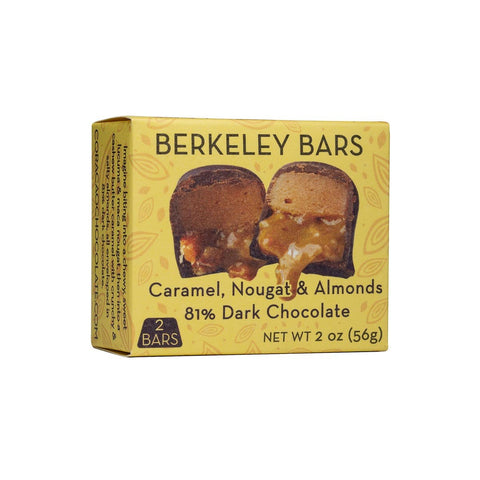 Coracao Berkeley Bar (2oz / 56g)