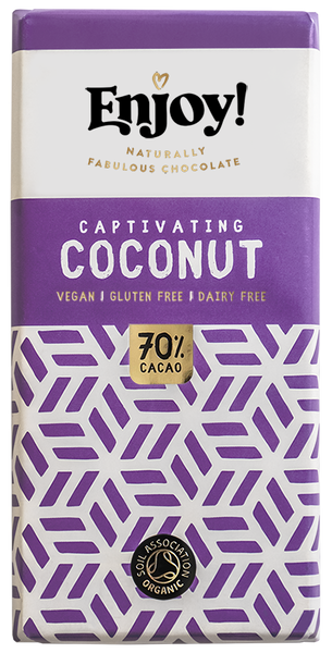 EnJoy! Coconut Milk (70g)