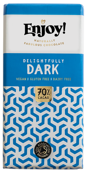 EnJoy! Delightfully Dark 70% (70g)
