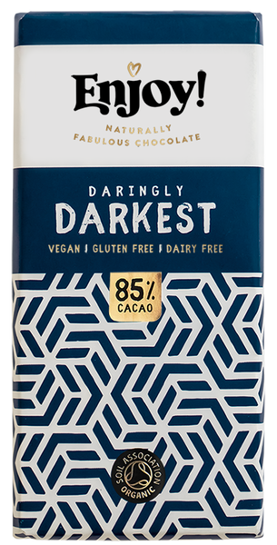 EnJoy! Daringly Darkest 85% (70g)