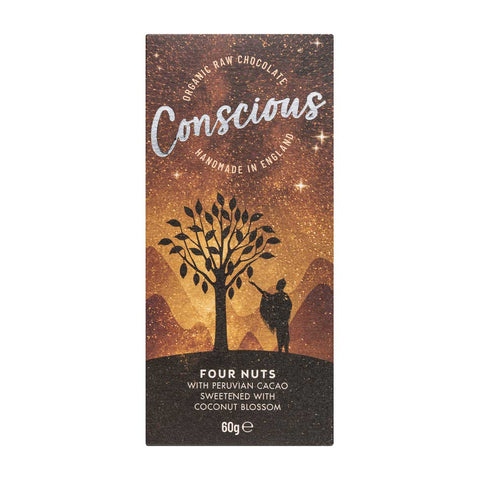 Conscious Four Nuts (60g)