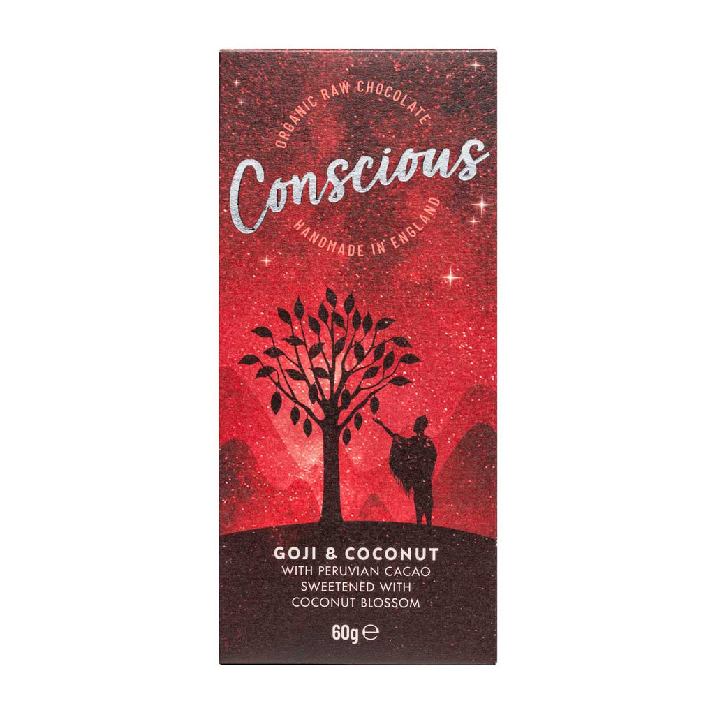 Conscious Goji and Coconut (60g)