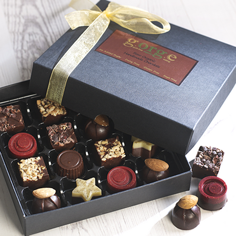 Gorge Chocolate Box - Raw, Organic Chocolates