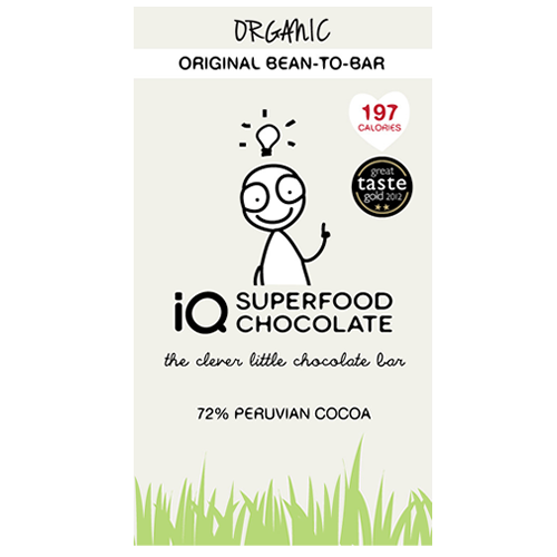 iQ Original Bean to Bar