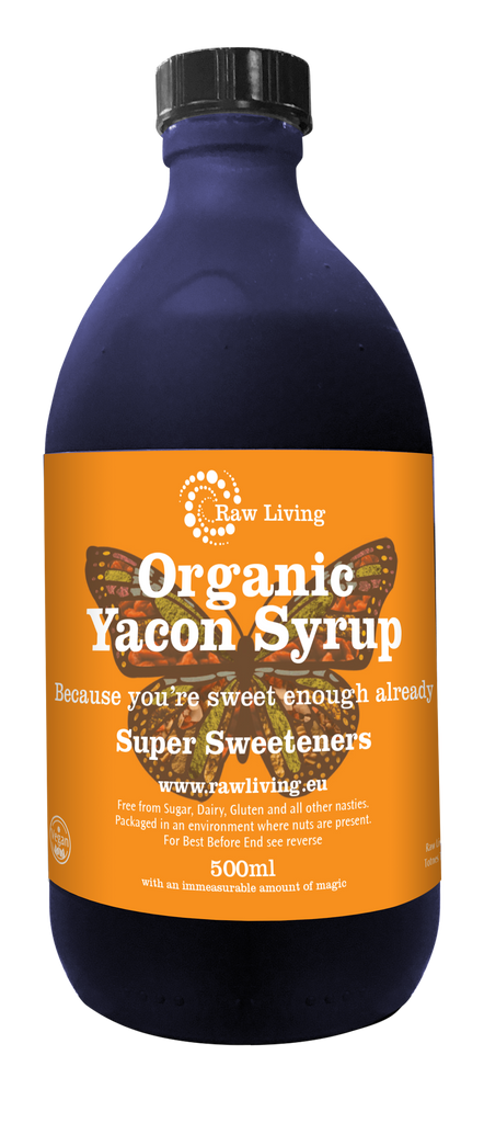 Organic Yacon Syrup (500ml)