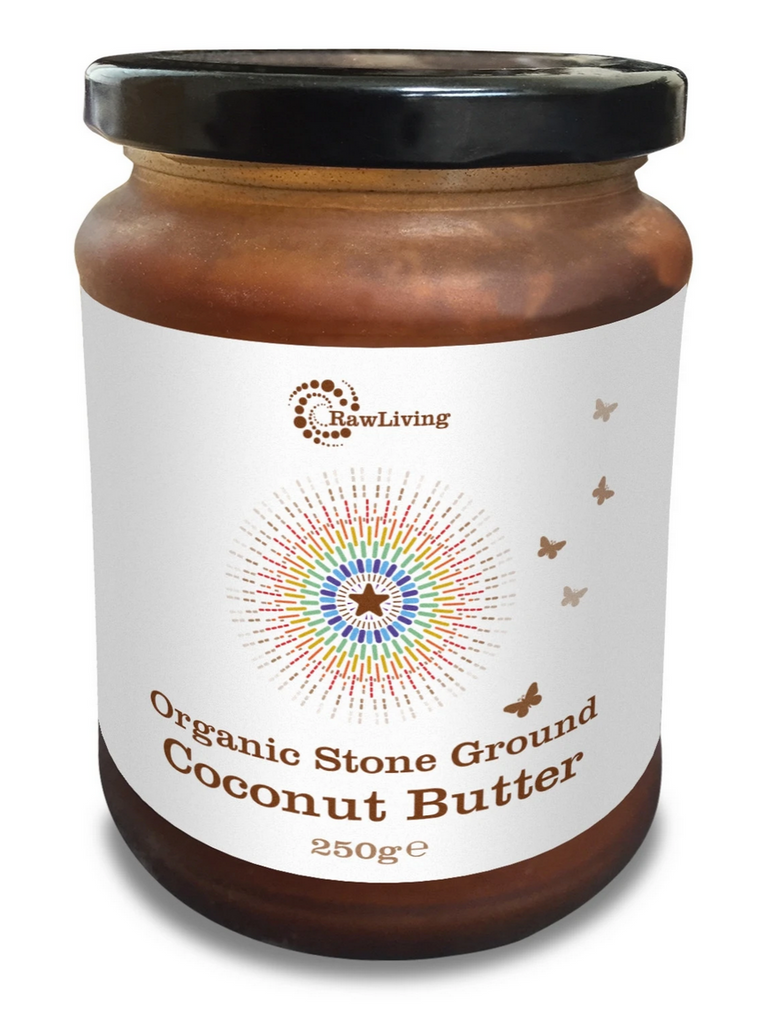 Raw Living Stoneground Coconut Butter