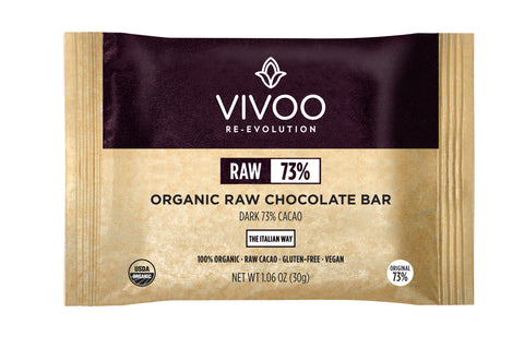 Vivoo Organic Dark Chocolate 73%