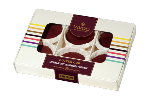 Vivoo Organic Raw Chocolate Buttercups
