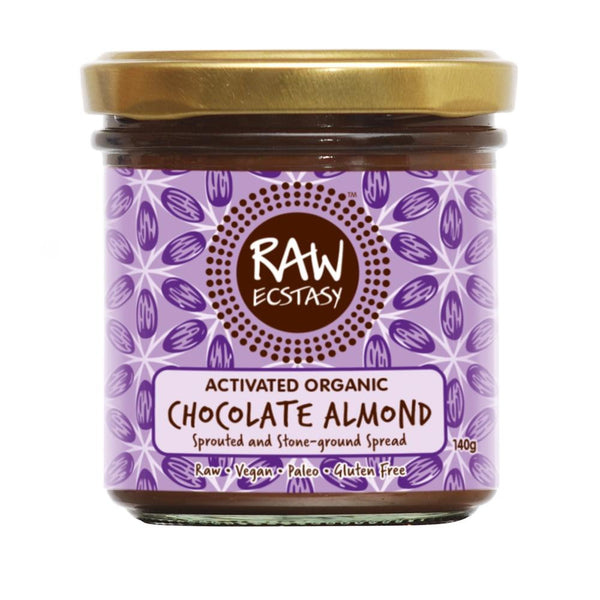 Activated Chocolate Almond Spread (140g)