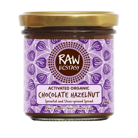 Activated Chocolate Hazelnut Spread (140g)