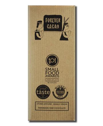 Forever Cacao: Bean to Bar 80% Signature Bar