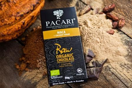 Pacari 70% Cacao with Maca (50g)