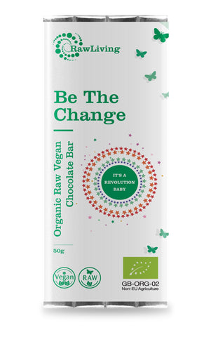 Be the Change (50g) x 10 (SAVE 20%)
