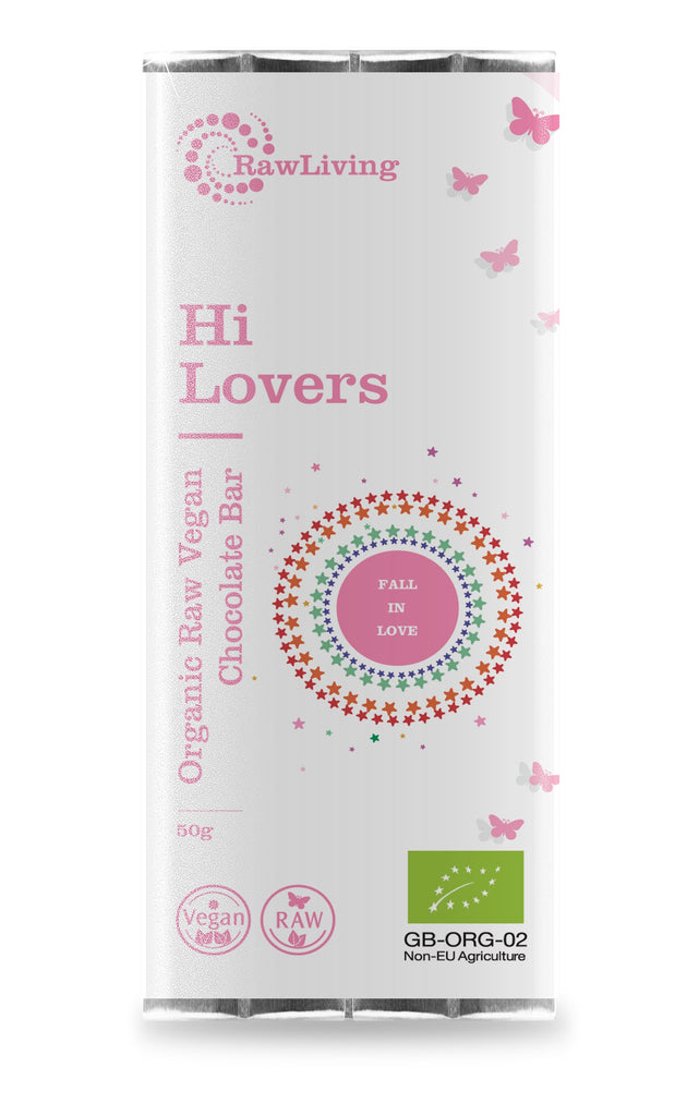 Hi-Lovers (50g) x 10 (SAVE 15%)