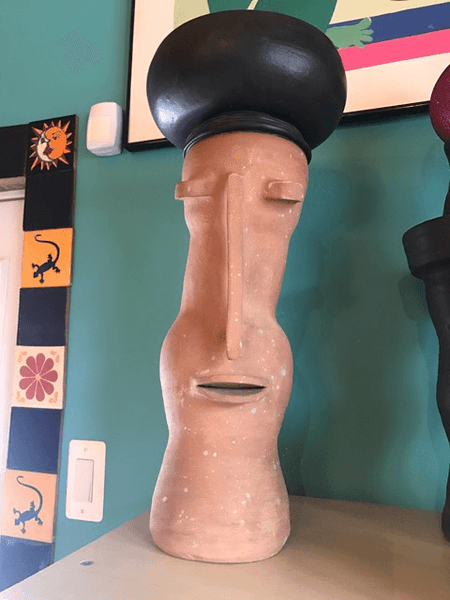 "Original ""Larry"" Art Bummy,,Ceramics The Funky Hippy Chic Boutique"