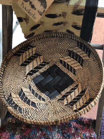 Tonka Basket made in Zimbabwe