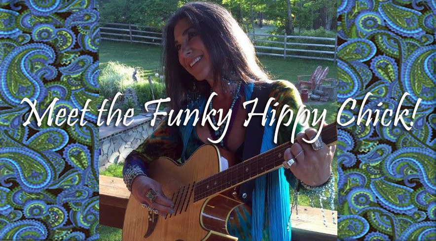 Meet the Funky Hippy Chick!