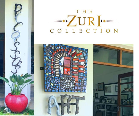 Picassos Stockist of The Zuri Collection Zimbabwe Silver Jewellery