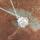 Elephant Hair Knot Necklace