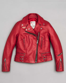 The Lightning #391, Red Horsehide Womens
