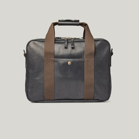 Dawson Leather Duffle