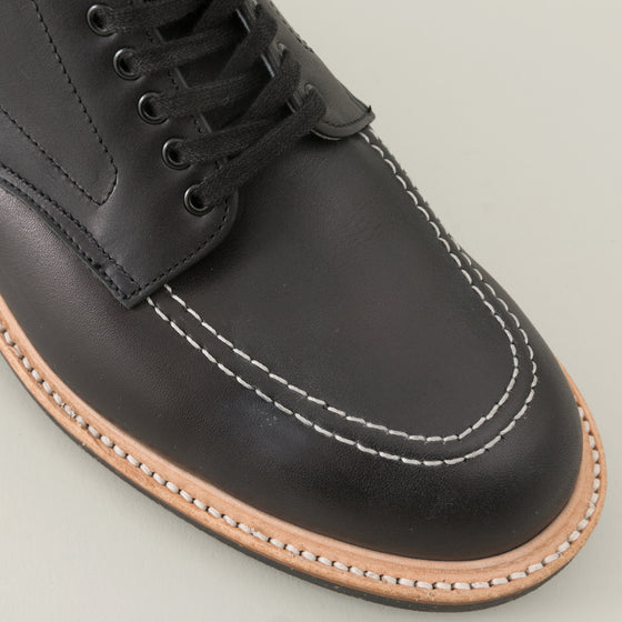 Plain Toe Blucher Color 8 Shell Cordovan The Stronghold