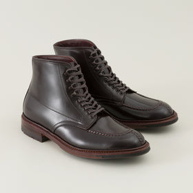 Alden Norwegian Toe Boot Color 8 Shell Cordovan Image #1