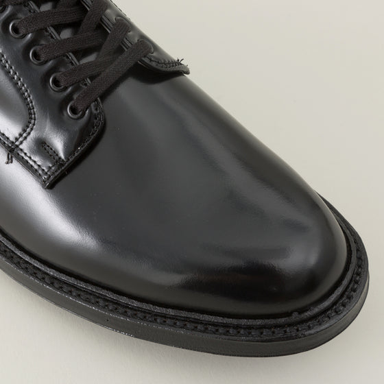 Alden Plain Toe Blucher Black Shell Cordovan Image #1