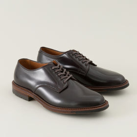 Alden Plain Toe Blucher Color 8 Shell Cordovan Image #1