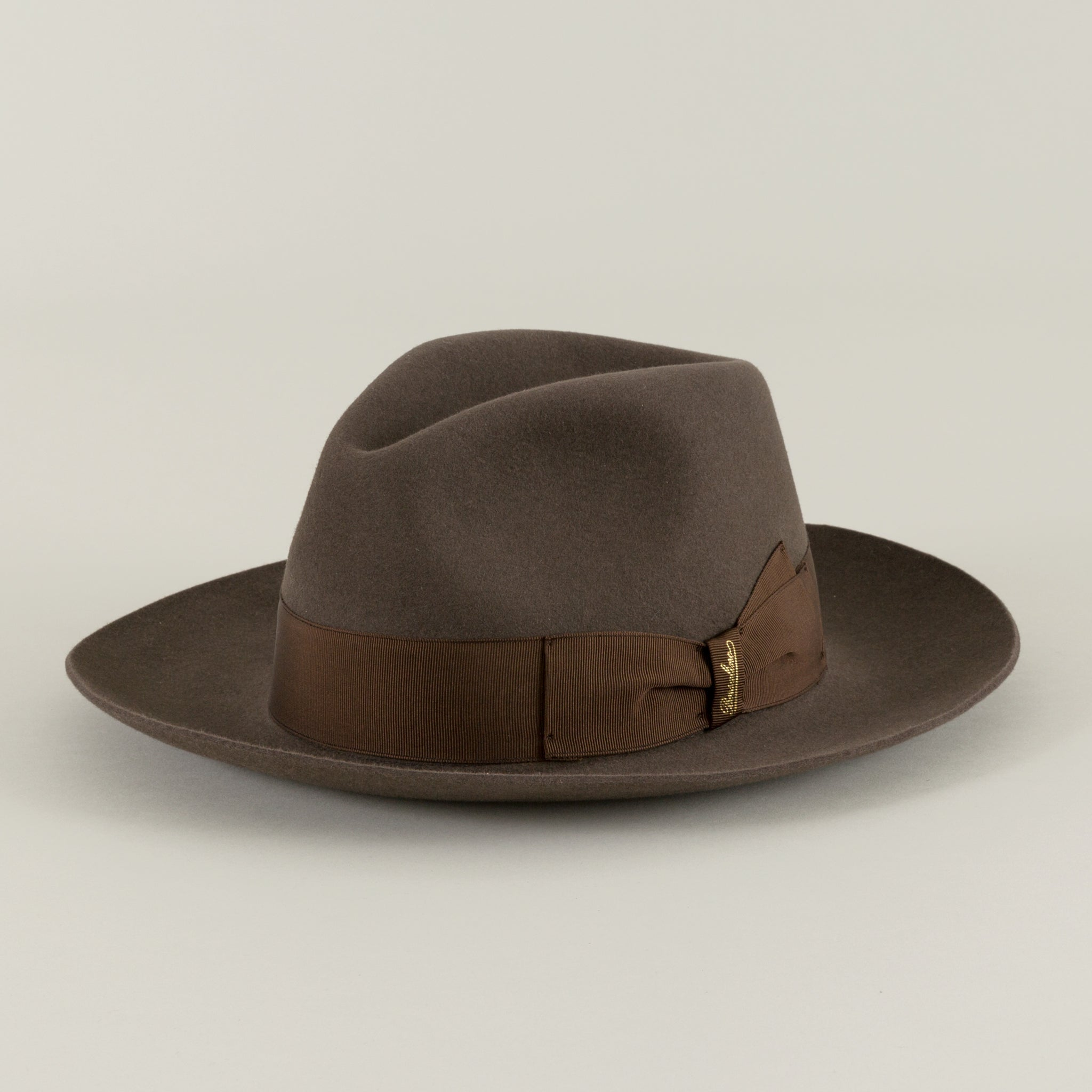 c8857614f37 classico wide brim hat brown taupe the stronghold rh thestronghold com