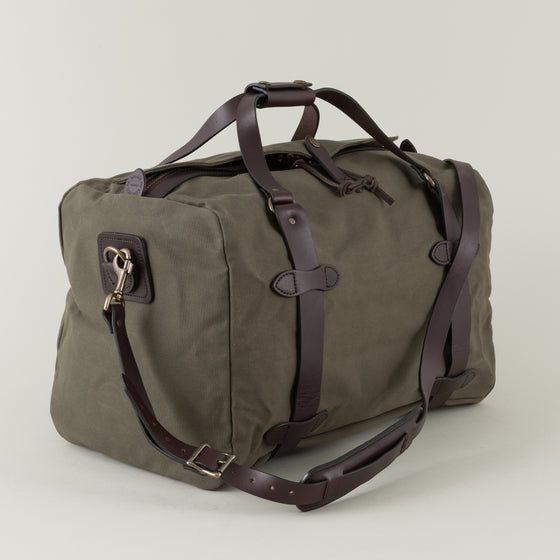 Filson Medium Duffle Bag Otter Green Image #1
