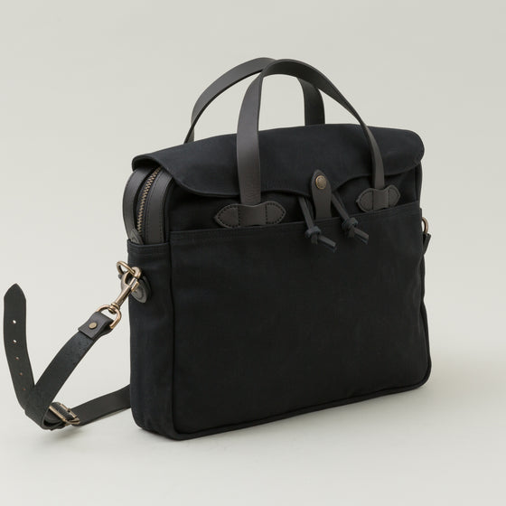 Filson Original Briefcase Black Image #1
