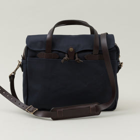 Filson Original Briefcase Navy Image #1