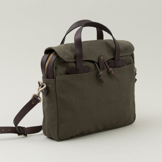 Filson Original Briefcase Otter Green Image #1