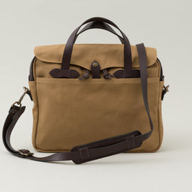 Filson Original Briefcase Tan Image #1