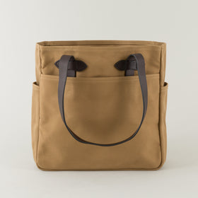 Filson Tote Bag Tan Image #1