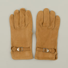 Geier Glove Deerskin Strap Gloves Saddle Image #1