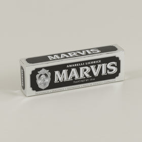 Marvis Toothpaste Amarelli Licorice Image #1
