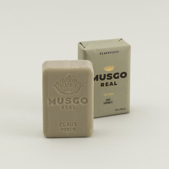 Musgo Real Bar Soap Oak Moss Image #1