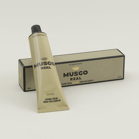 Musgo Real Shaving Cream Oak Moss Image #1