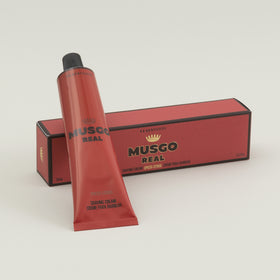 Musgo Real Shaving Cream Spiced Citrus Image #1