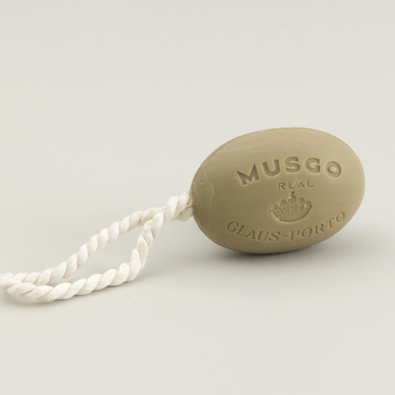Musgo Real Soap On A Rope Oak Moss Image #1
