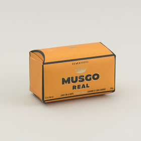 Musgo Real Soap On A Rope Orange Amber Image #1